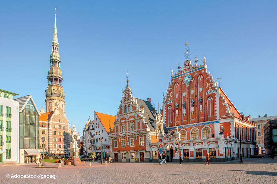 Rathaus Riga