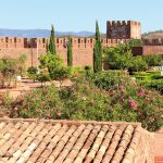 Kastells in Silves