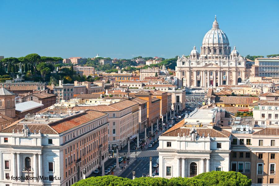 San Peter, Rome