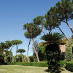 Rom Vatikanische Gärten