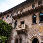 Balkon Romeo und Julia