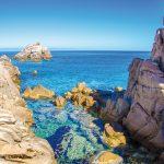 Sardinien Felsenküste